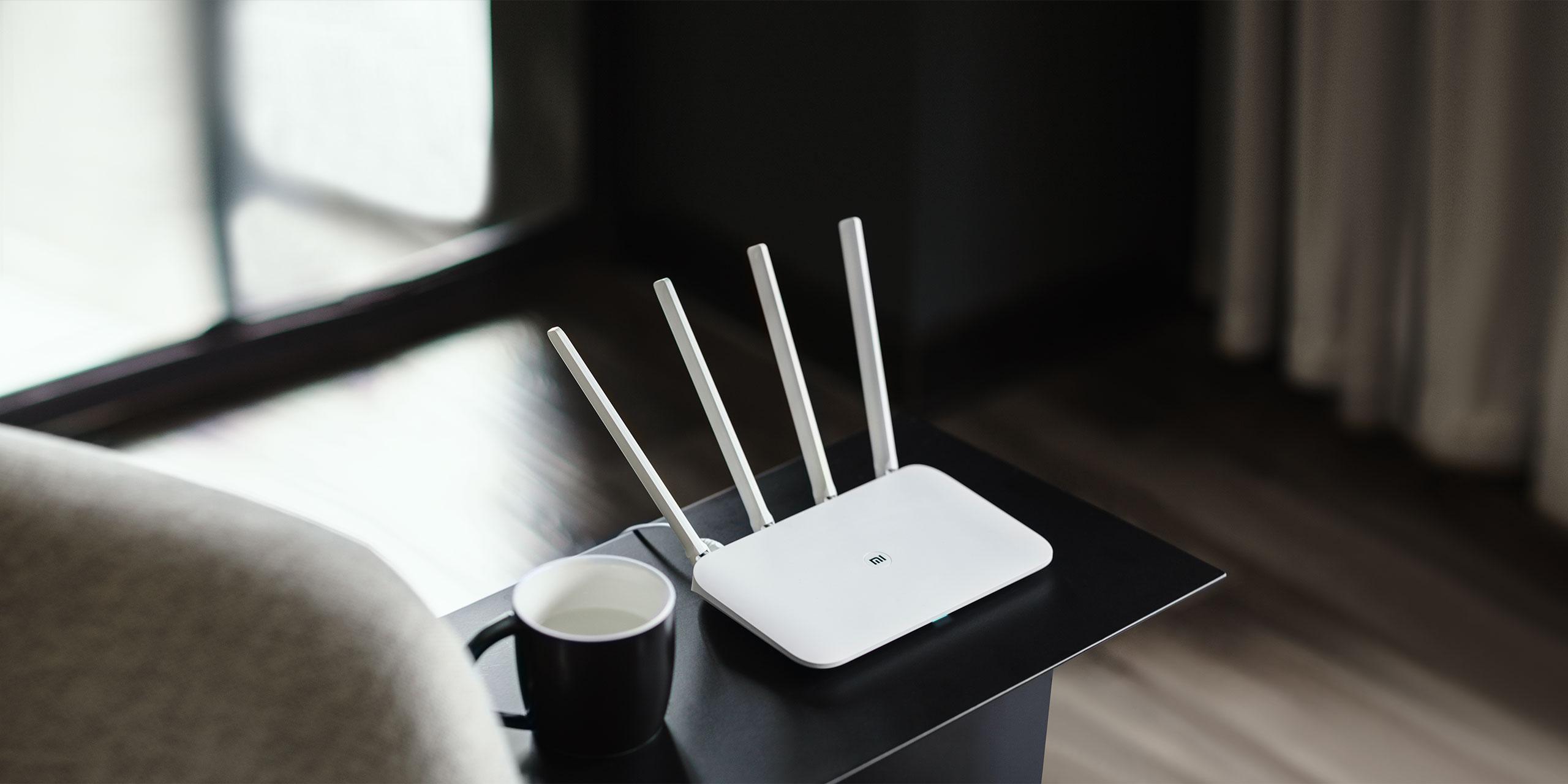 Mi 4 WiFi Router