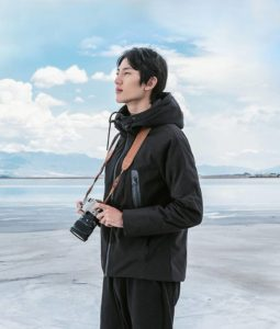 Xiaomi heated jacket