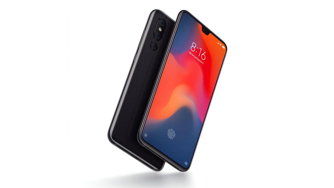 Xiaomi Mi 9 koncept