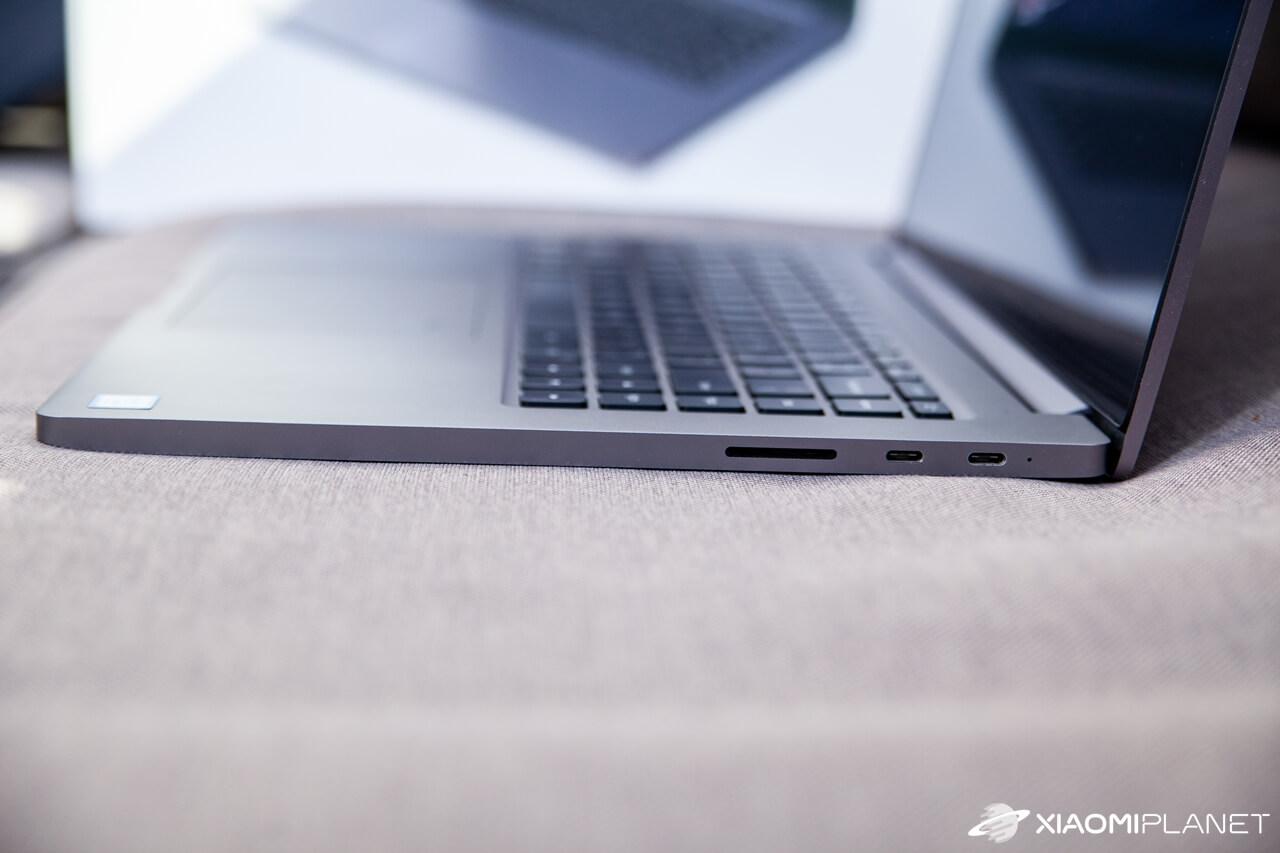 Xiaomi mi notebook pro recenze