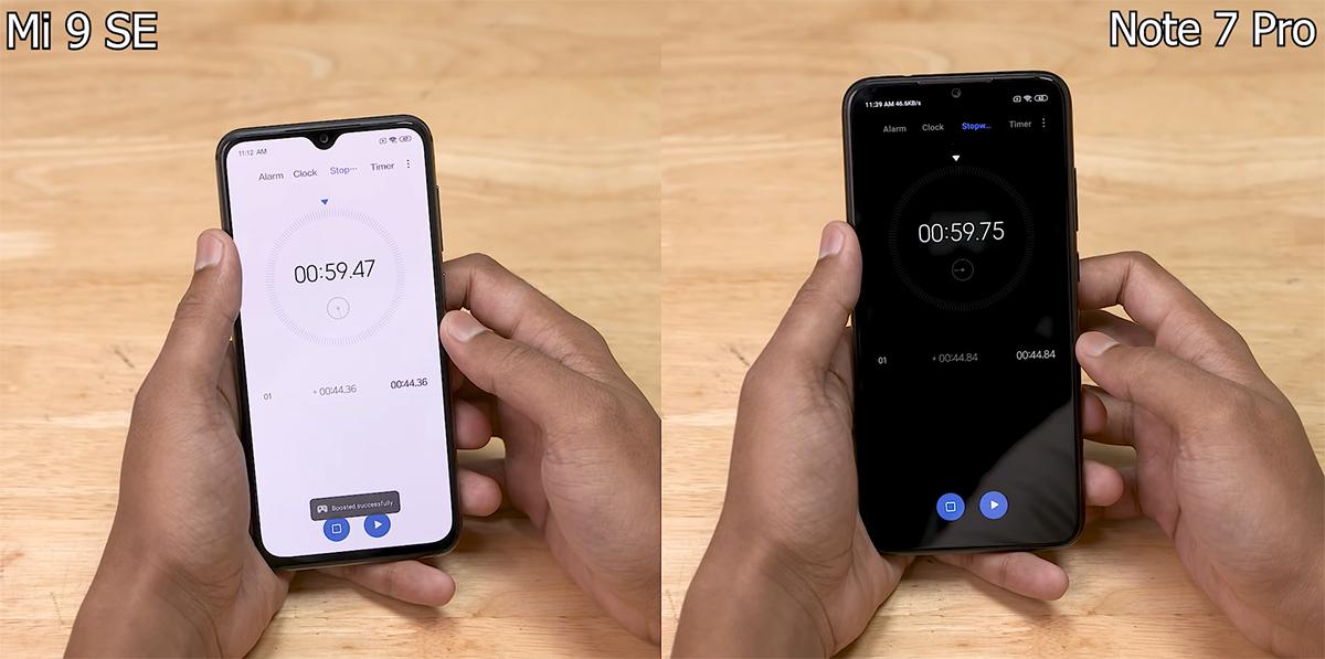 Redmi Note 7 Pro vs Xiaomi Mi 9 SE