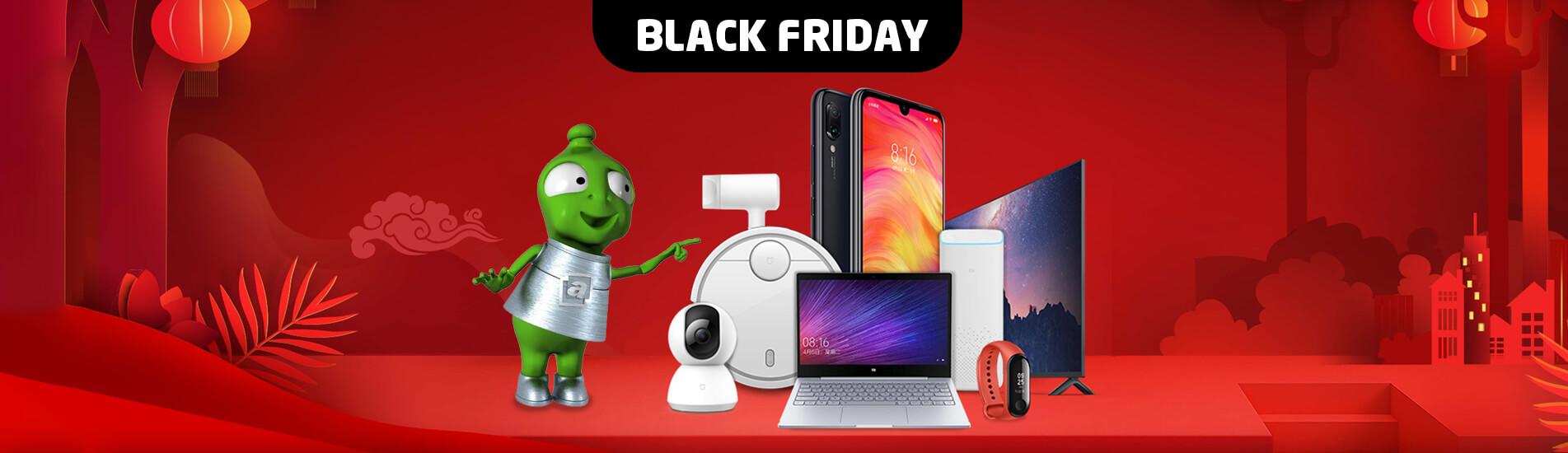 Black Friday Xiaomi Planet