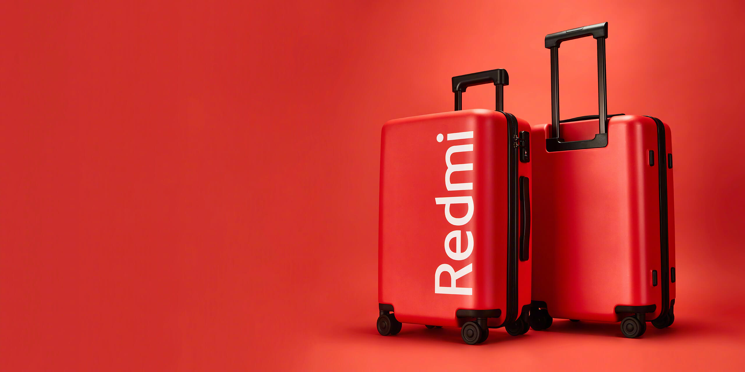 Redmi travel suitcase