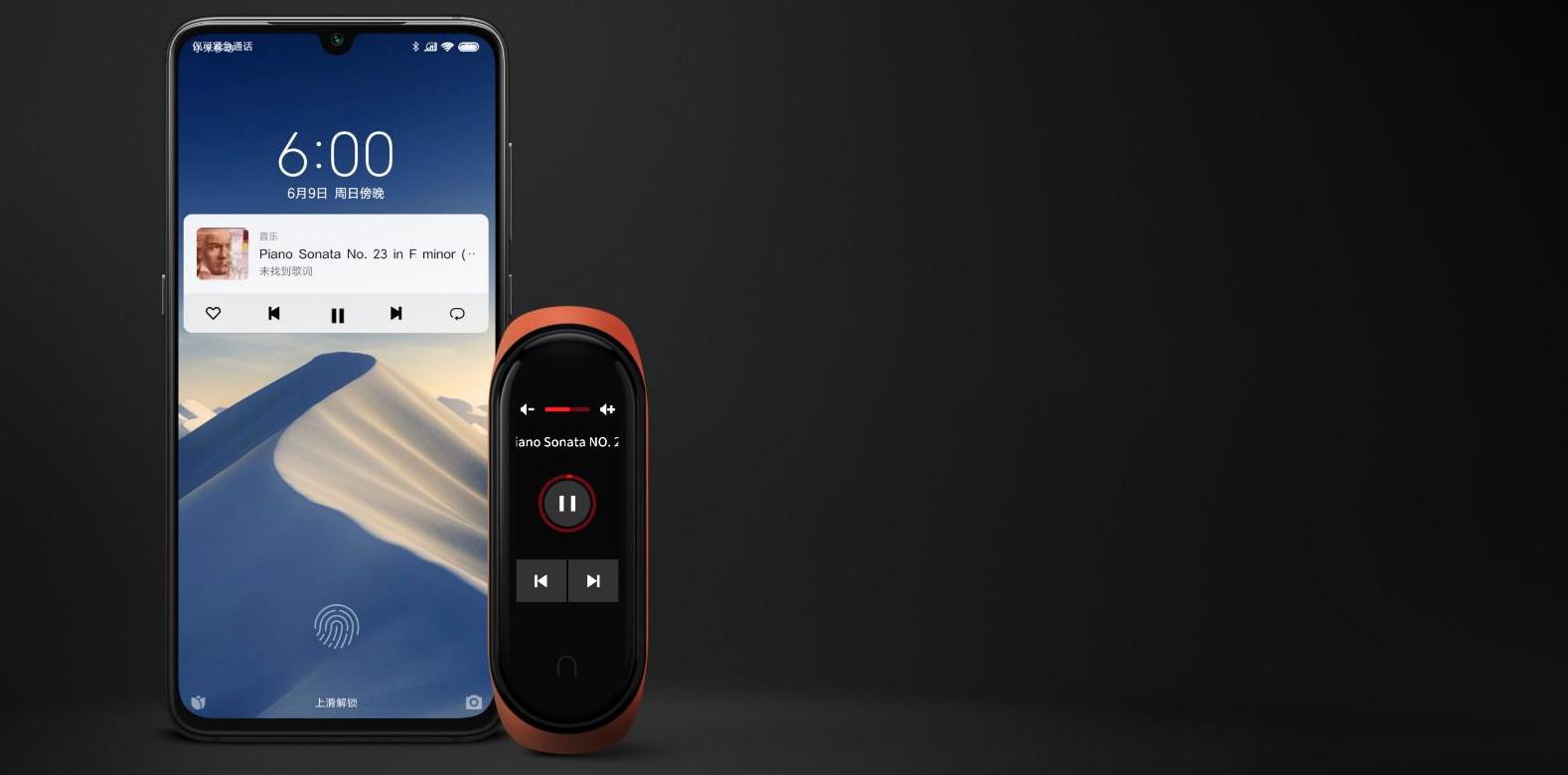 Xiaomi Mi Группа 4