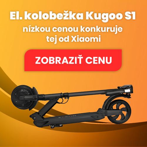 Kugoo S1 mobile