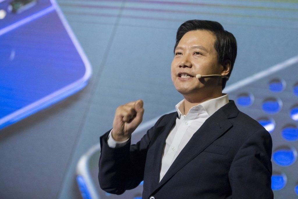 Xiaomi tovaren Lei Jun
