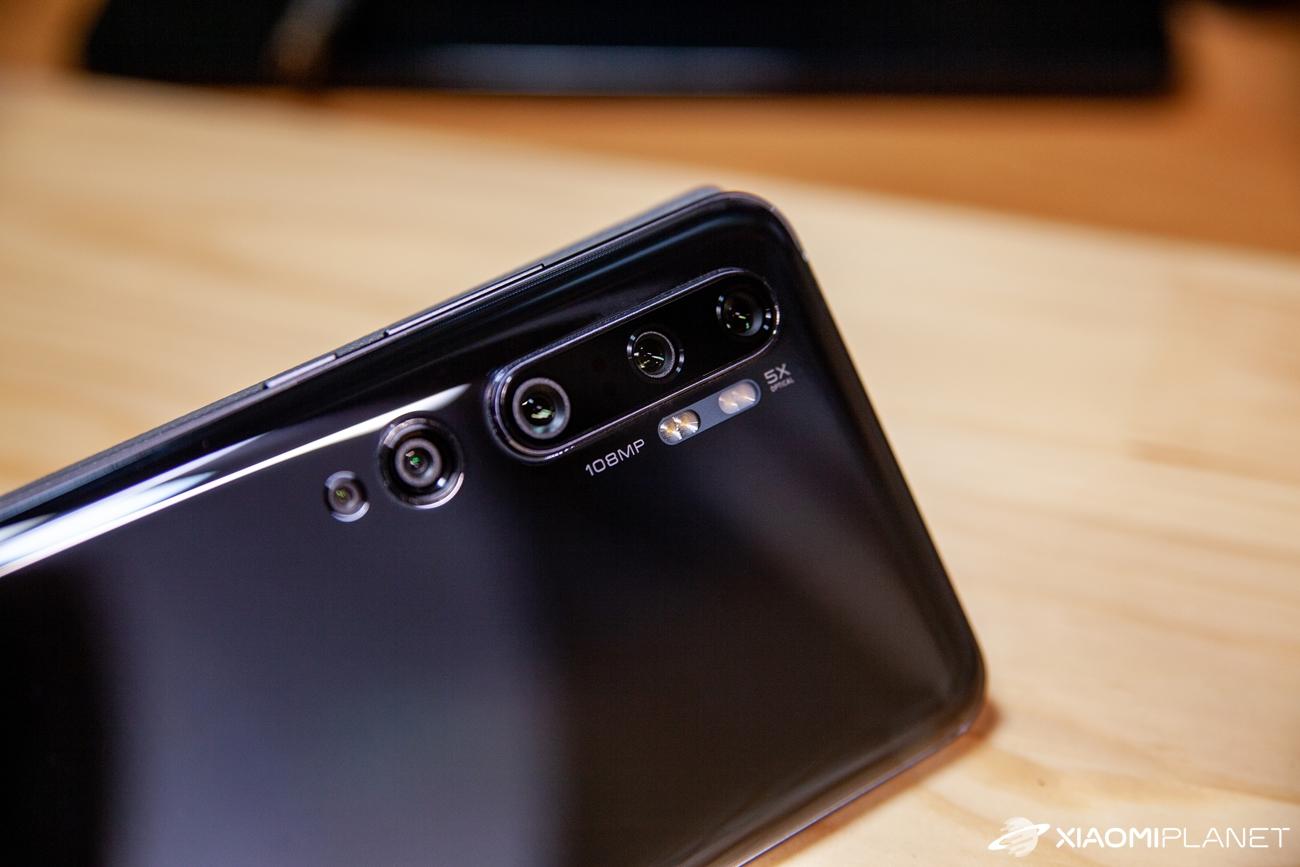 Xiaomi Mi Note 10 recenze