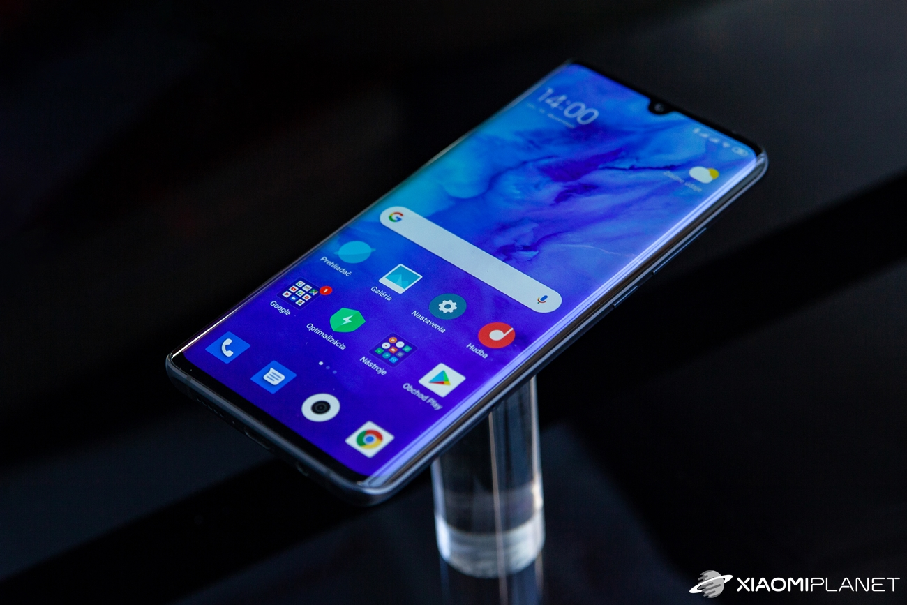 Xiaomi Mi Note 10 recenzia