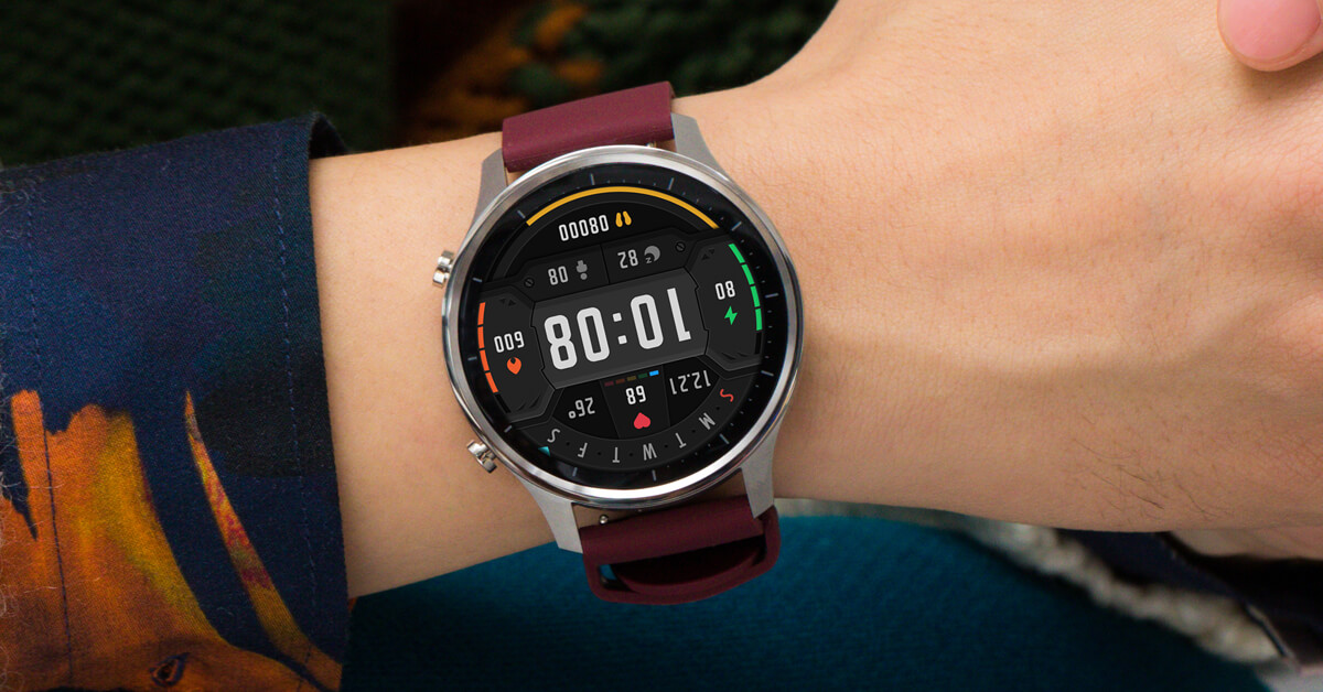 Round Xiaomi Watch Color with endurance of 14 days: These are all  parameters and we have new photos | Xiaomi Planet