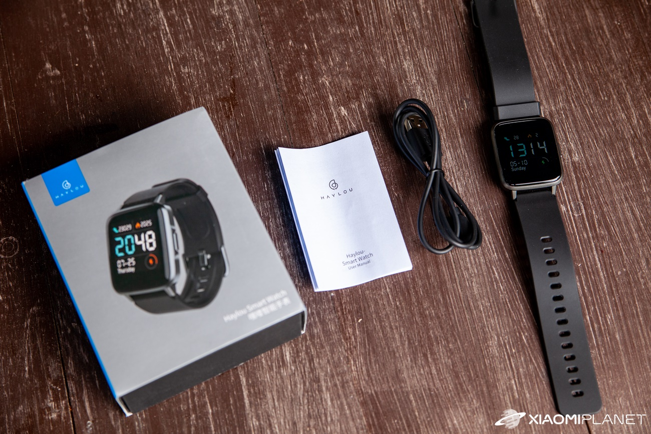 Haylou Ls01 Review Brutal Cheap Smart Watches Xiaomi Planet