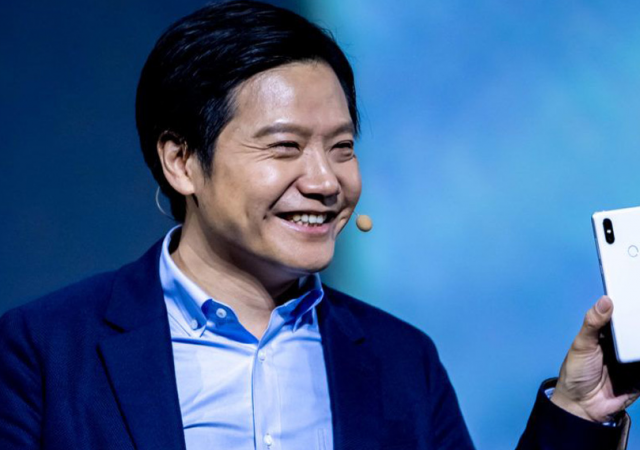 lei jun caption