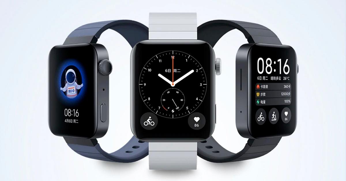 Xiaomi Mi Watch Lite / Redmi Watch