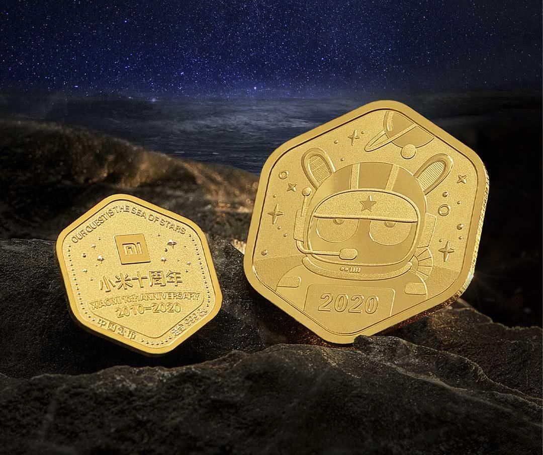 Монета Xiaomi