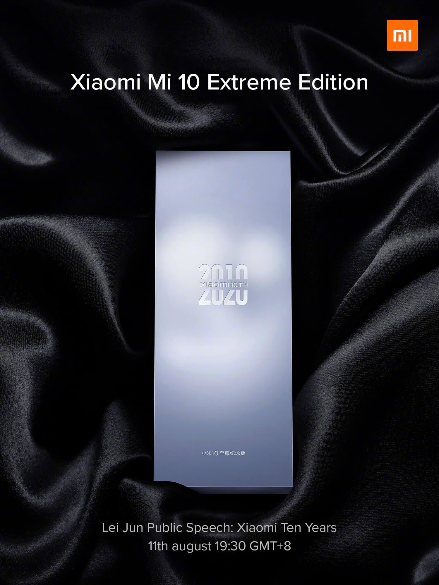 xiaomi mi 10 extreme