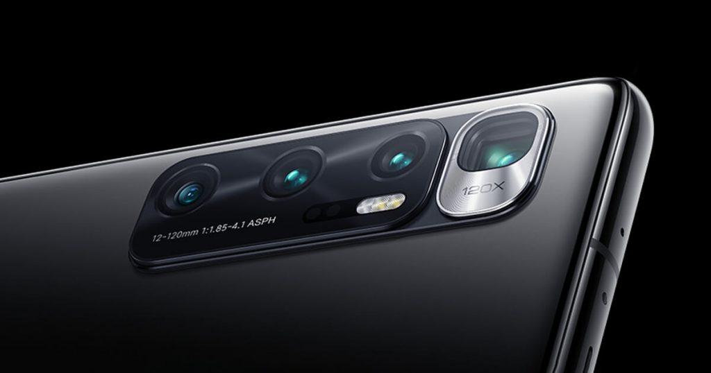 Xiaomi tovaren Mi 10 Ultra