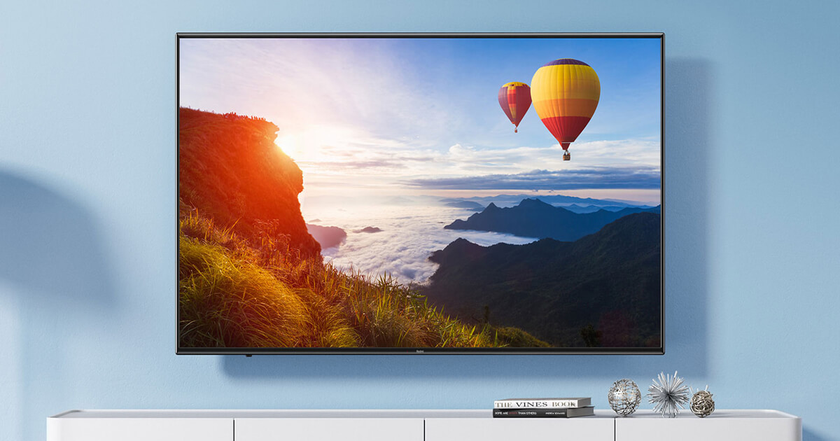 "Redmi is preparing new TVs. The A55 offers 55 "", HDR and 4K for € 250"