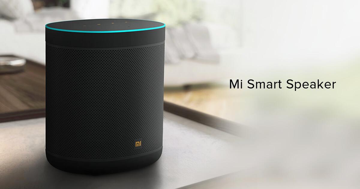 Xiaomi Mi Smart Speaker - premium speaker | Xiaomi Planet
