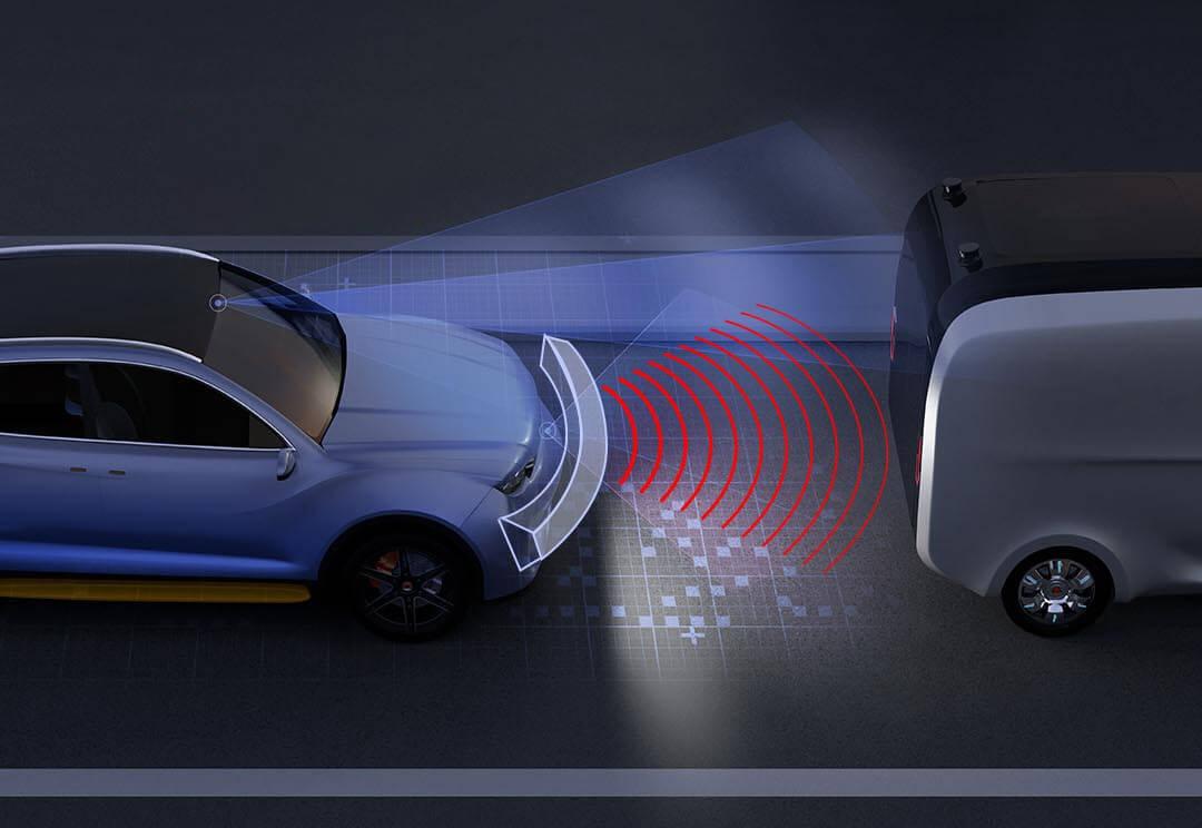 Xiaomi MINIEYE AI car camera
