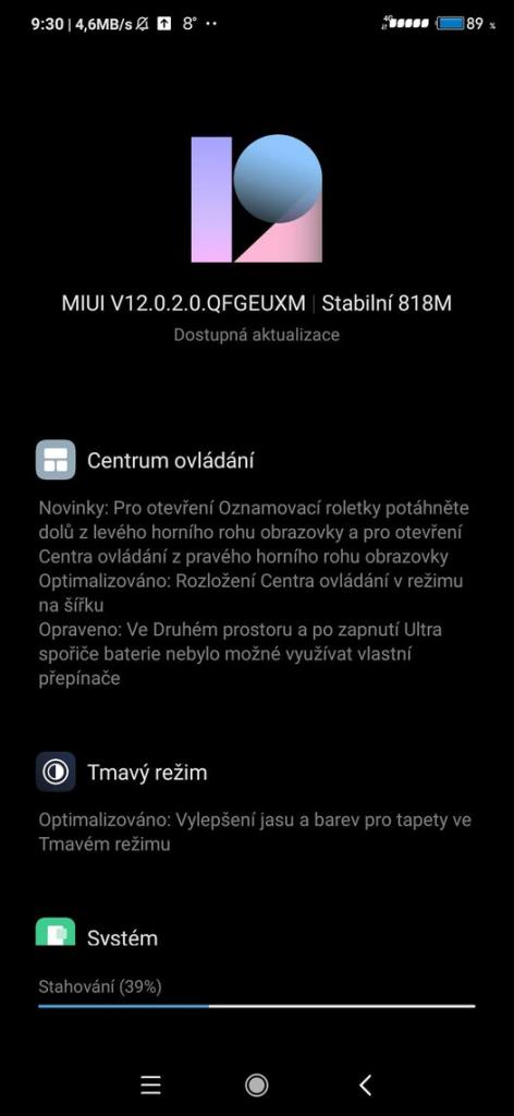 MIUI 12 Redmi Note 7