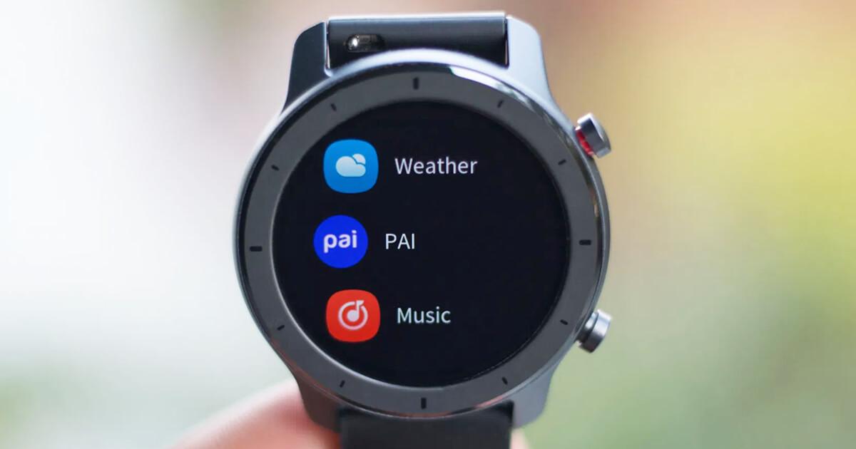 amazfit-huami-pai Smart Watch Ne Ise Yarar