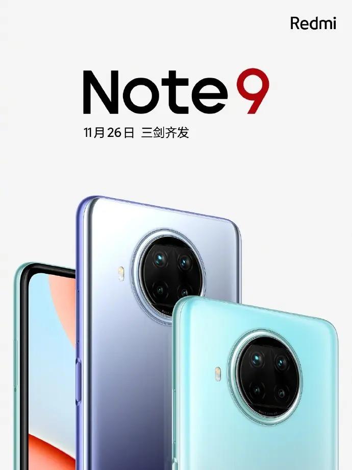Redmi-Note-9-cinske predstavenie