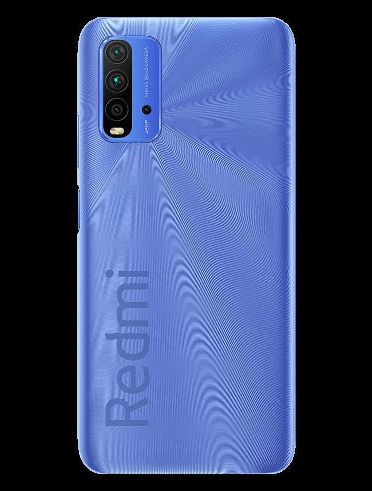 redmi 9 power blue