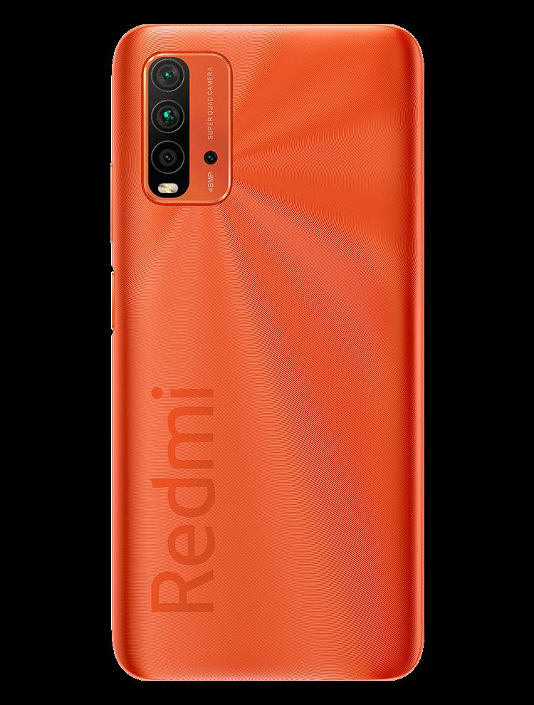 redmi 9 power orange