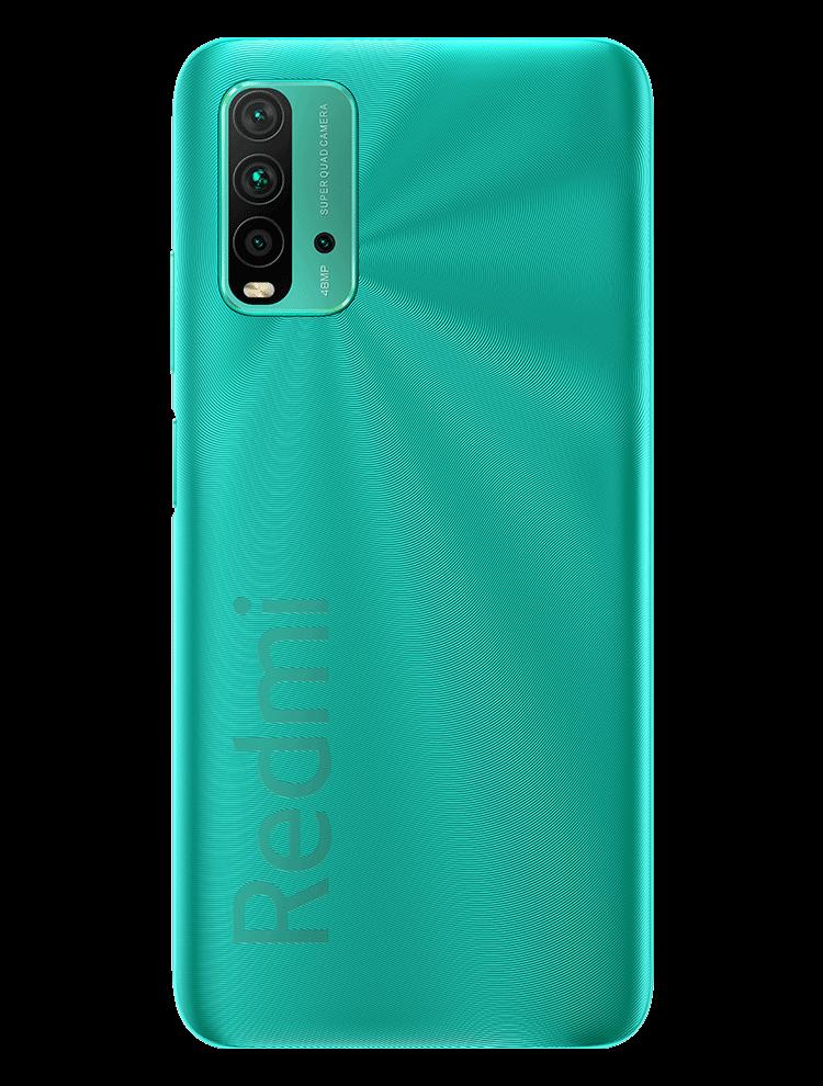 redmi 9 power green