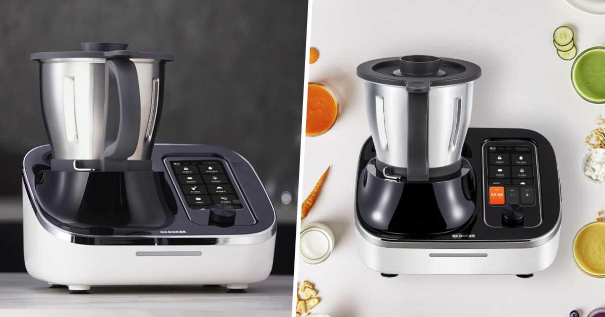 robot de cocina de xiaomi