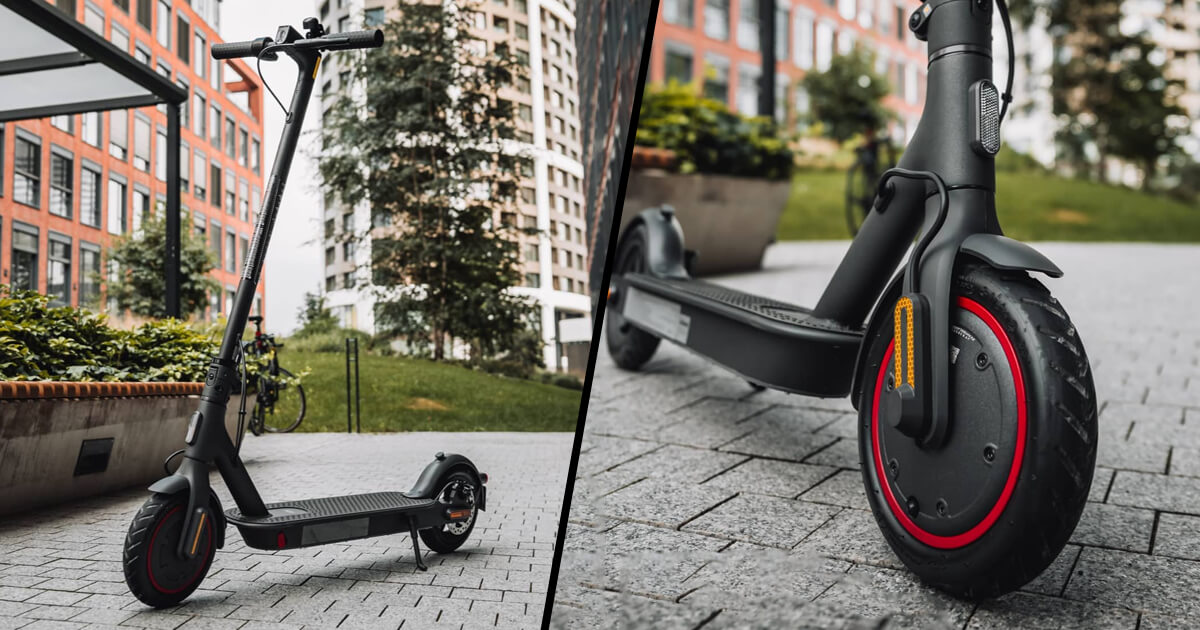 Xiaomi Mi Electric Scooter Pro 2 is for sale. We have great coupons