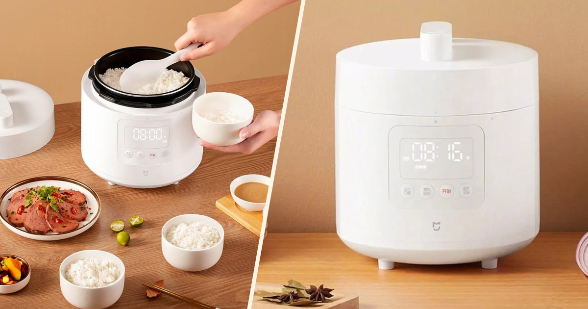 xiaomi pressure cooker cover