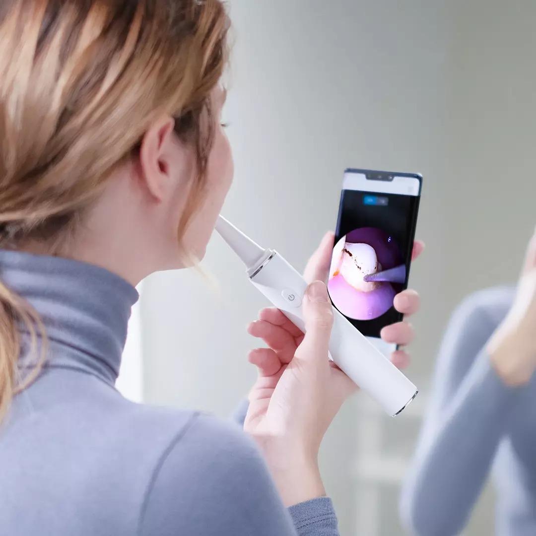 Ультразвуковой очиститель зубного камня SUNUO T11 Pro 1