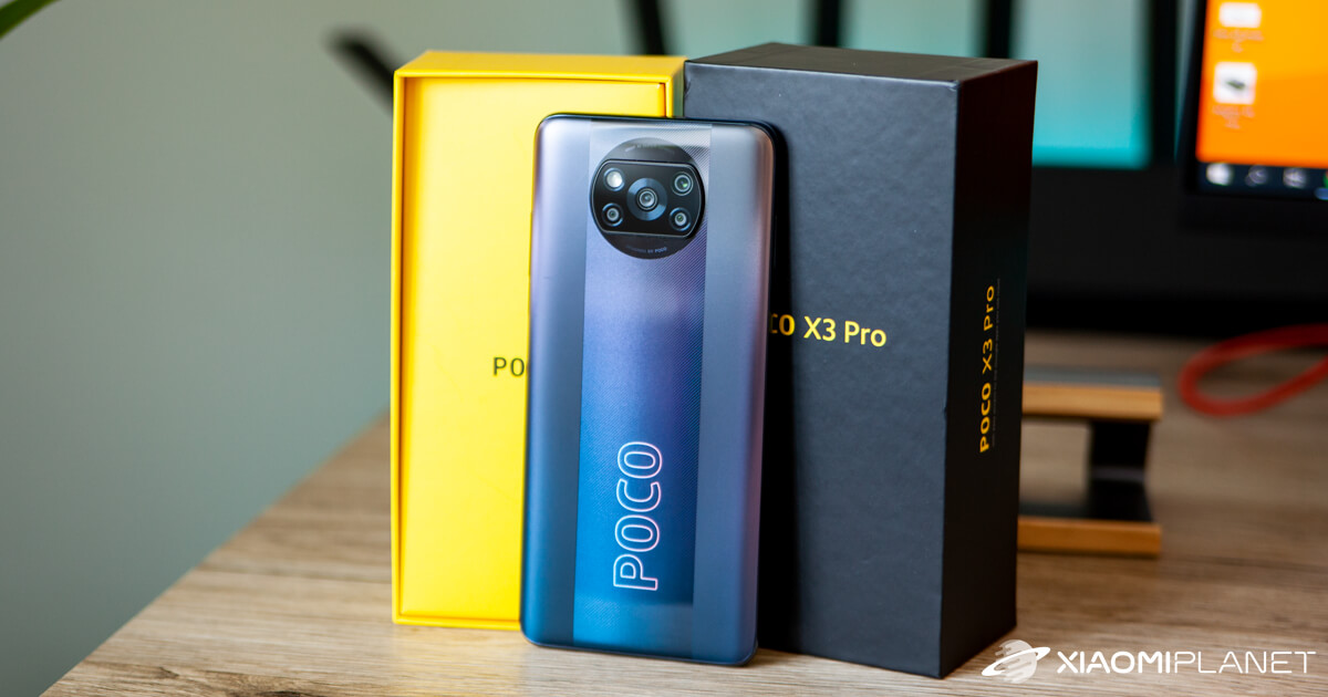 We are testing a hot new product with Snapdragon 860, POCO X3 Pro
