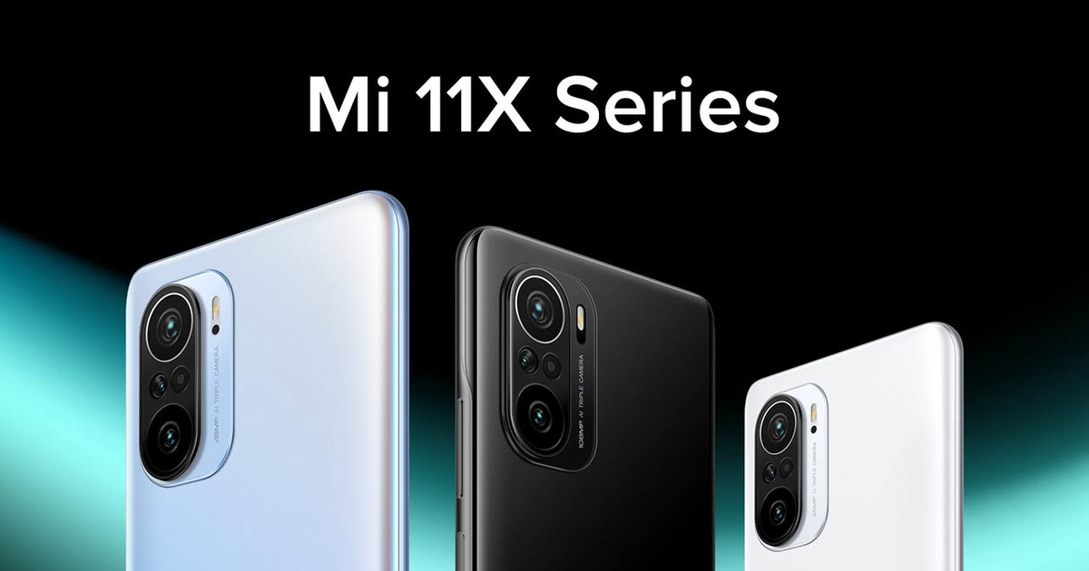 Смартфон серии Xiaomi Mi 11X