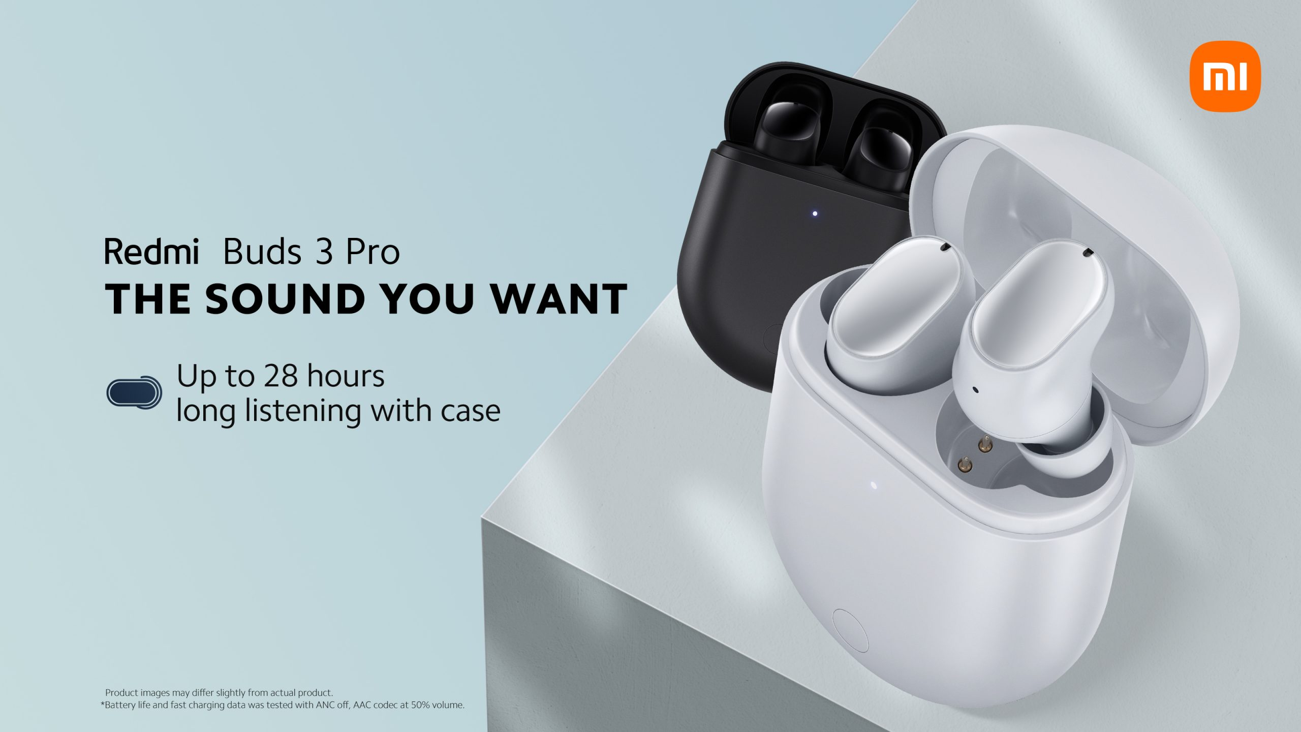 Global version of Redmi Buds 3 Pro headphones at a great price under € 50 directly from the Spanish warehouse - Xiaomi Planet