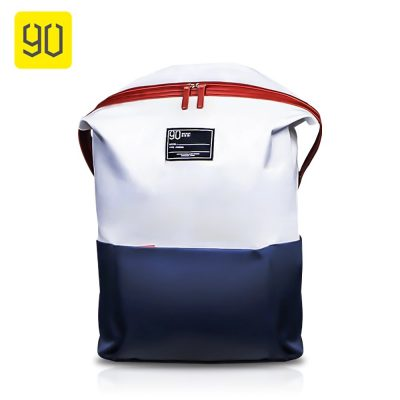 New-Xiao-90 Fun-Lecturer-Leisure-Nylon Backpack-Urban-Simple-style Waterproof Bag-Large-Capacity-Travel