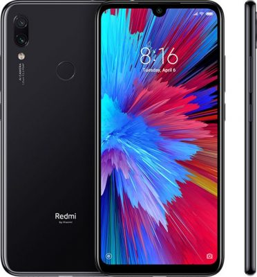 redmi note 7 black sale