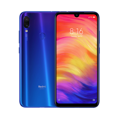 redmi note 7 global buy blue