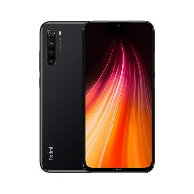 redmi note 8 black