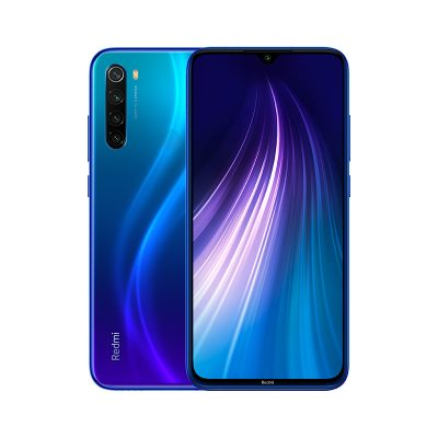 redmi note 8 blue