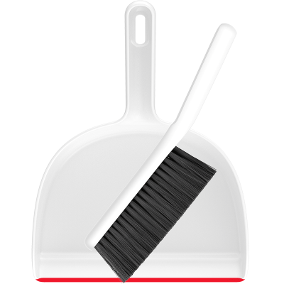 xiaomi broom with a shovel