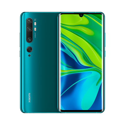 xiaomi mi note 10 green buy